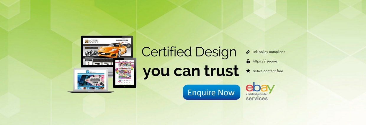 Certified Design You Can Trust: Link Policy Compliant, HTTPS:// Secure, Active Content Free