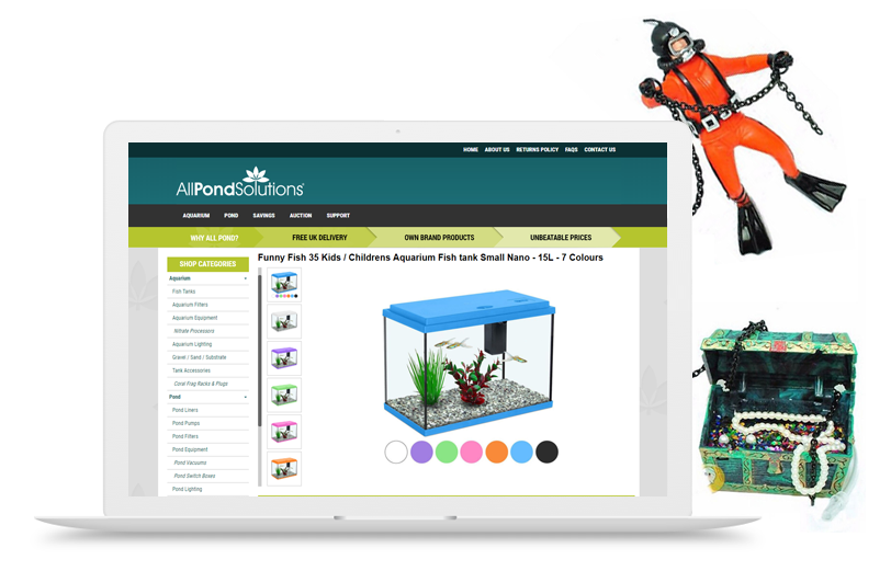 All Pond Solutions