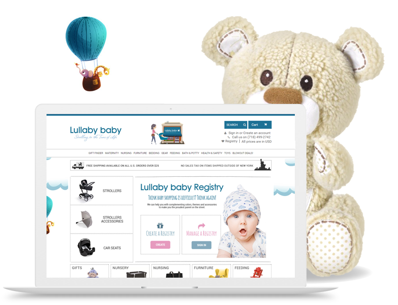 lullabybaby.com: Lullaby Baby