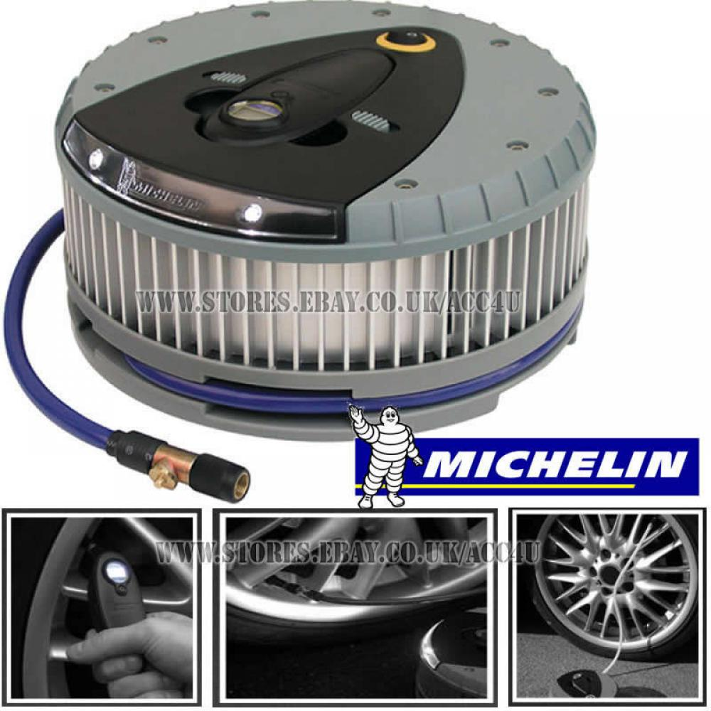 Michelin 12260 12v Car Tyre Air Compressor Inflator