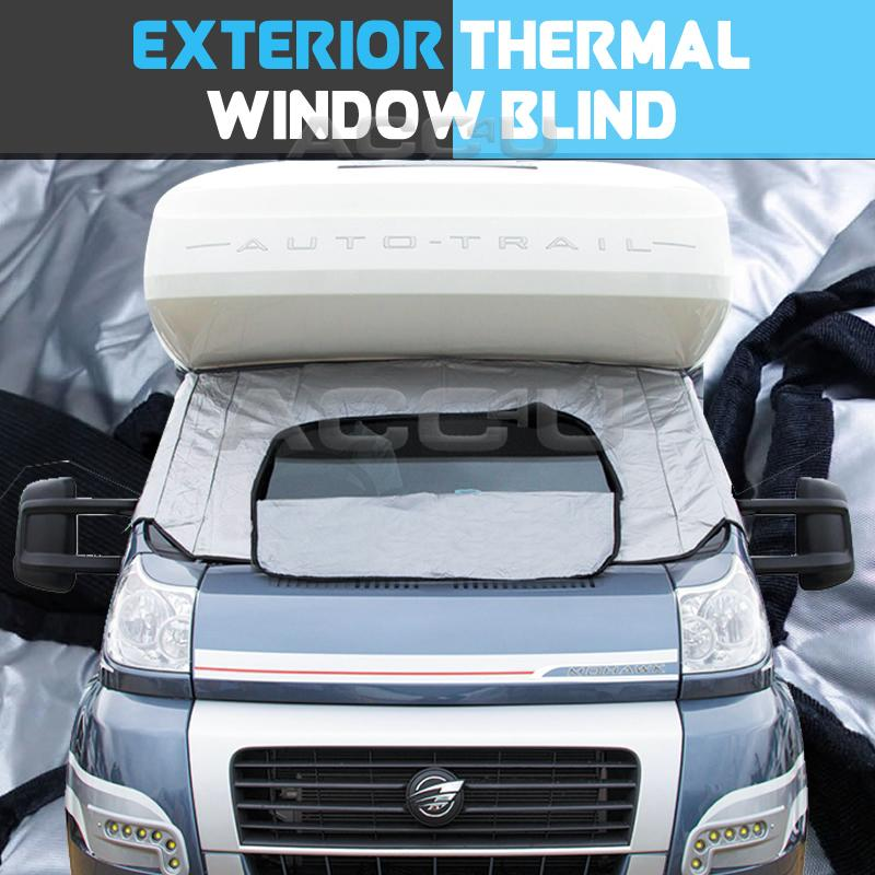 The Caravan Supermarket Sprinter 2006 Onwards Internal Thermal Window Blind