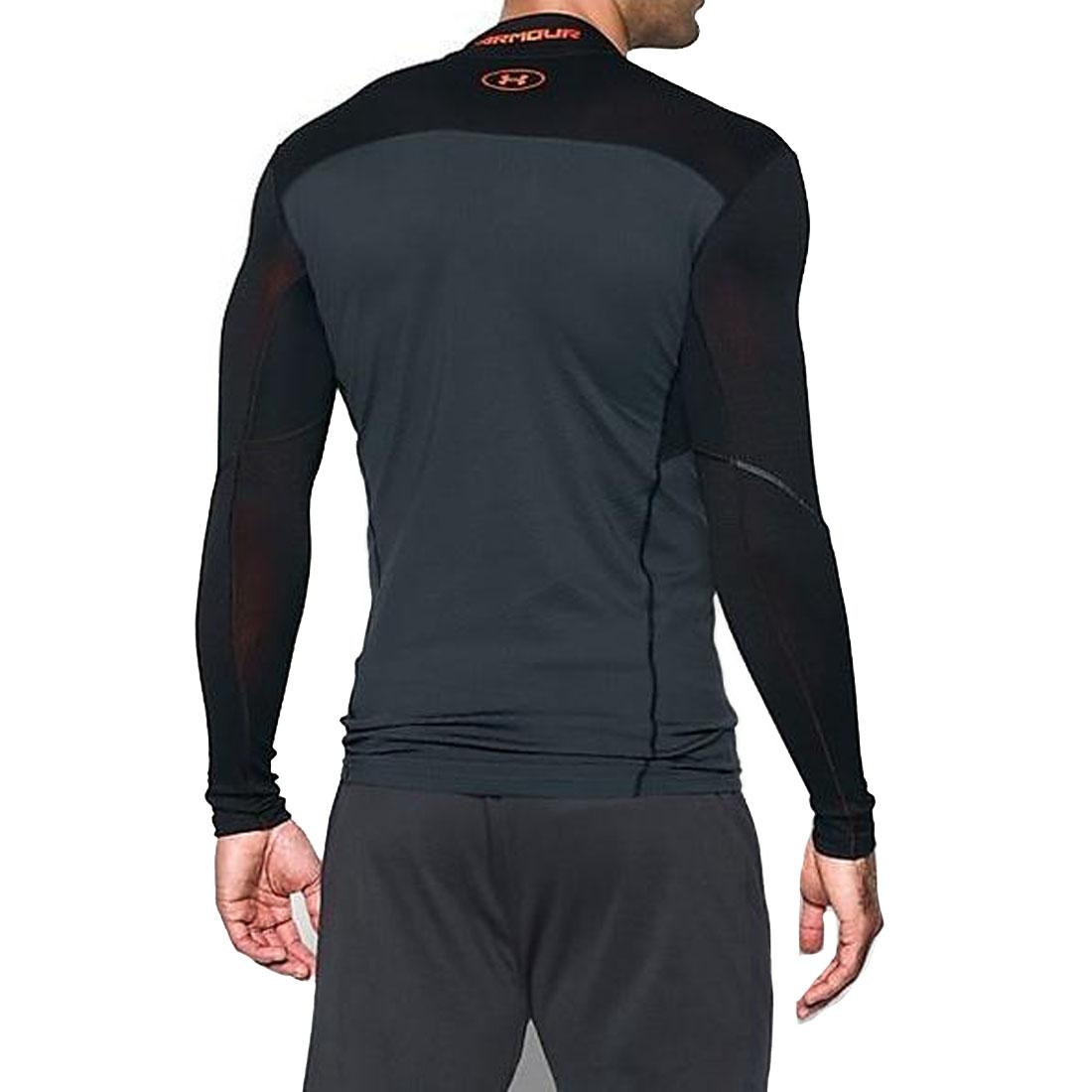 słodkie tanie San Francisco Stany Zjednoczone Details about Under Armour Storm ColdGear CGI Elements Mock Mens Gym Sports  Compression Top