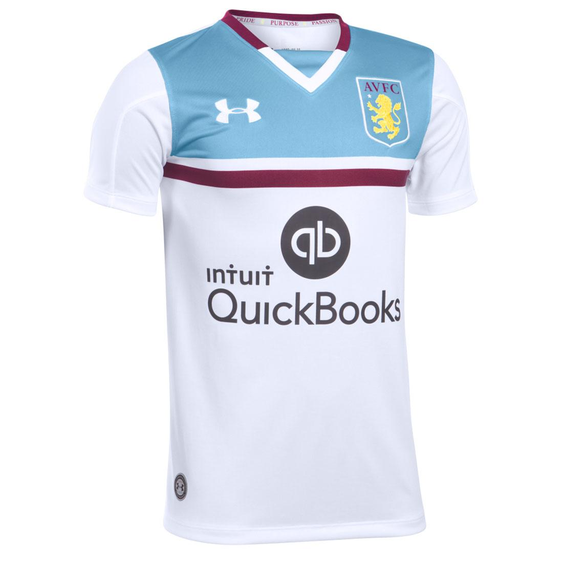 Under Armour Aston Villa Mens Home Shirt XL BNWT