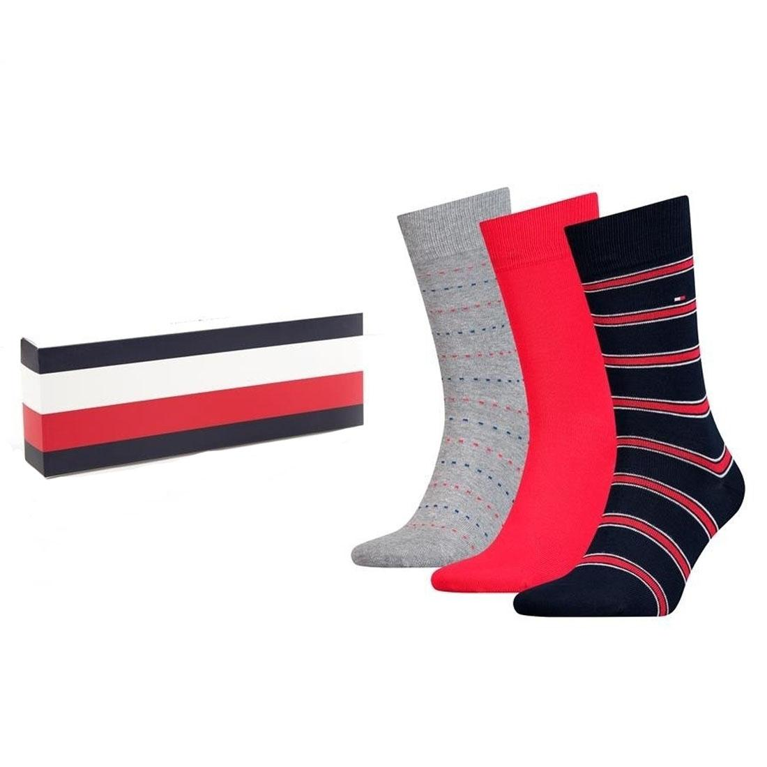 7 días de la semana Men/'s Crew Socks cómodo 7 pares Casual UK 6-11 Regalo Paquete