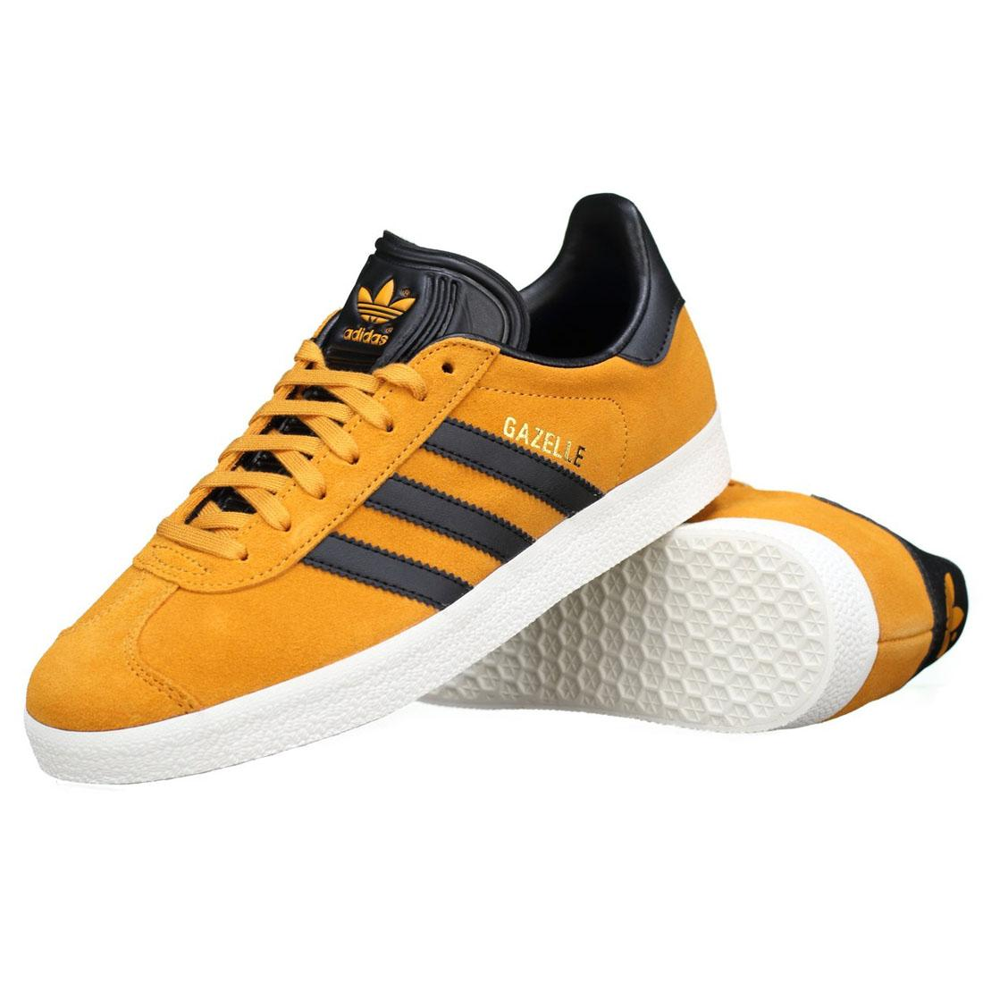 ADIDAS ORIGINALS Baskets Gazelle homme orange