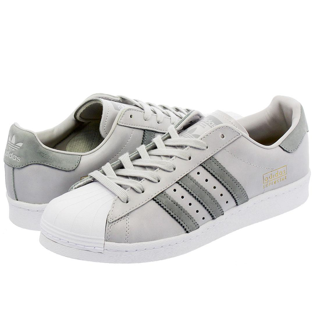 Details about adidas Originals Superstar Boost Grey White Mens Trainers  Sports Shelltoe Shoe 6e7a385f2