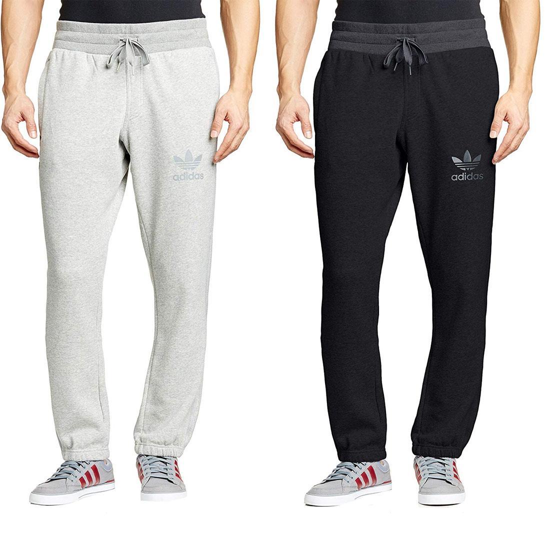 Adidas Men/'s SPO Sweat Pant Joggers Tracksuit Bottoms Fleece Trouser