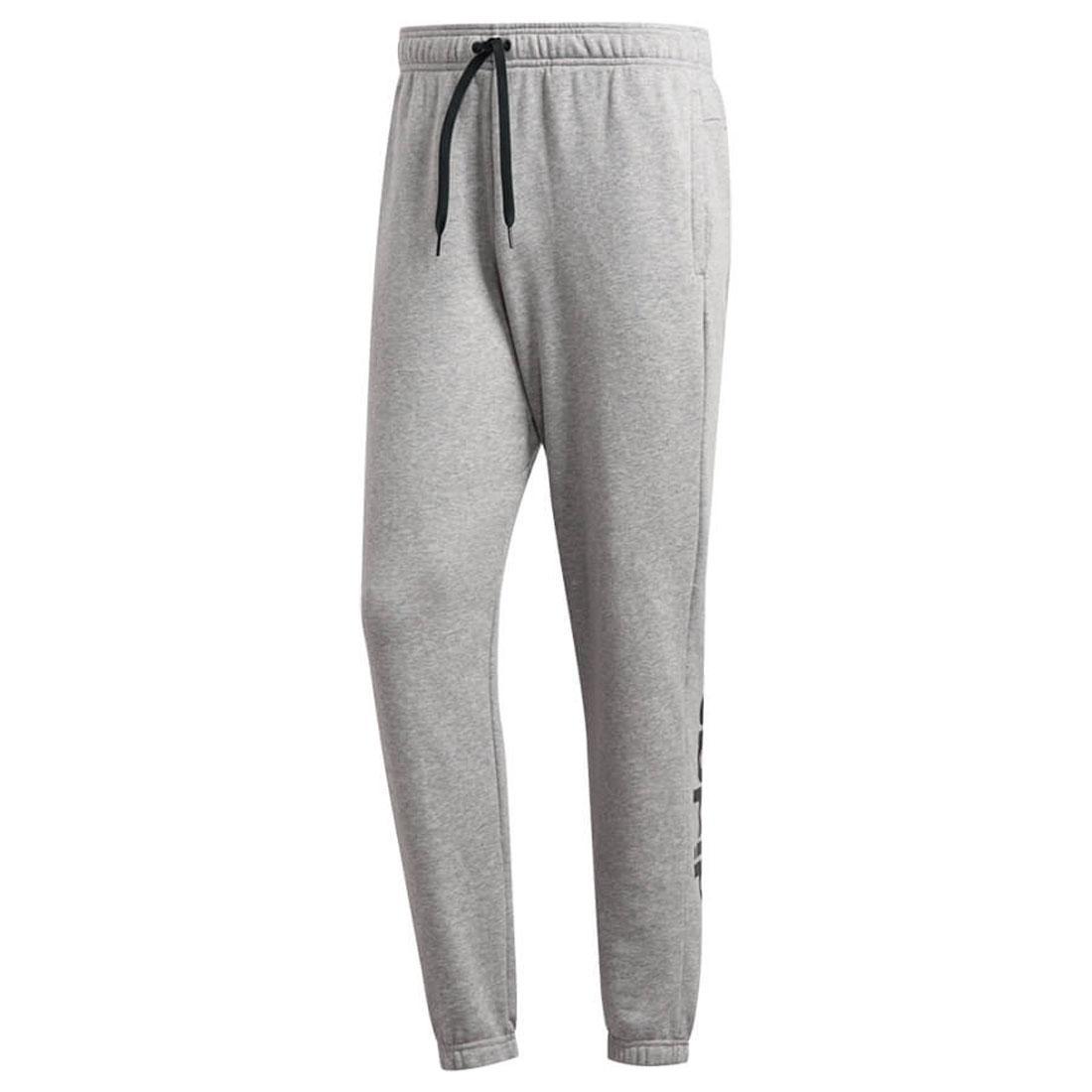 Dettagli su Adidas Core Essentials Lineare Uomo Pantaloni Tuta Palestra Affusolato