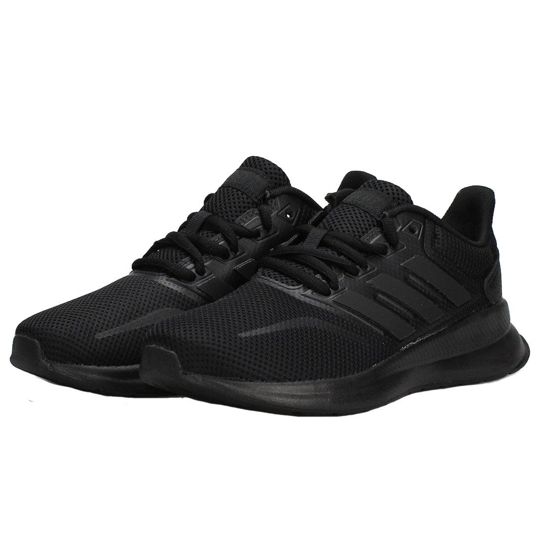 Details about adidas Runfalcon Black Childrens Running Trainers Boys Essentials Sports Shoes