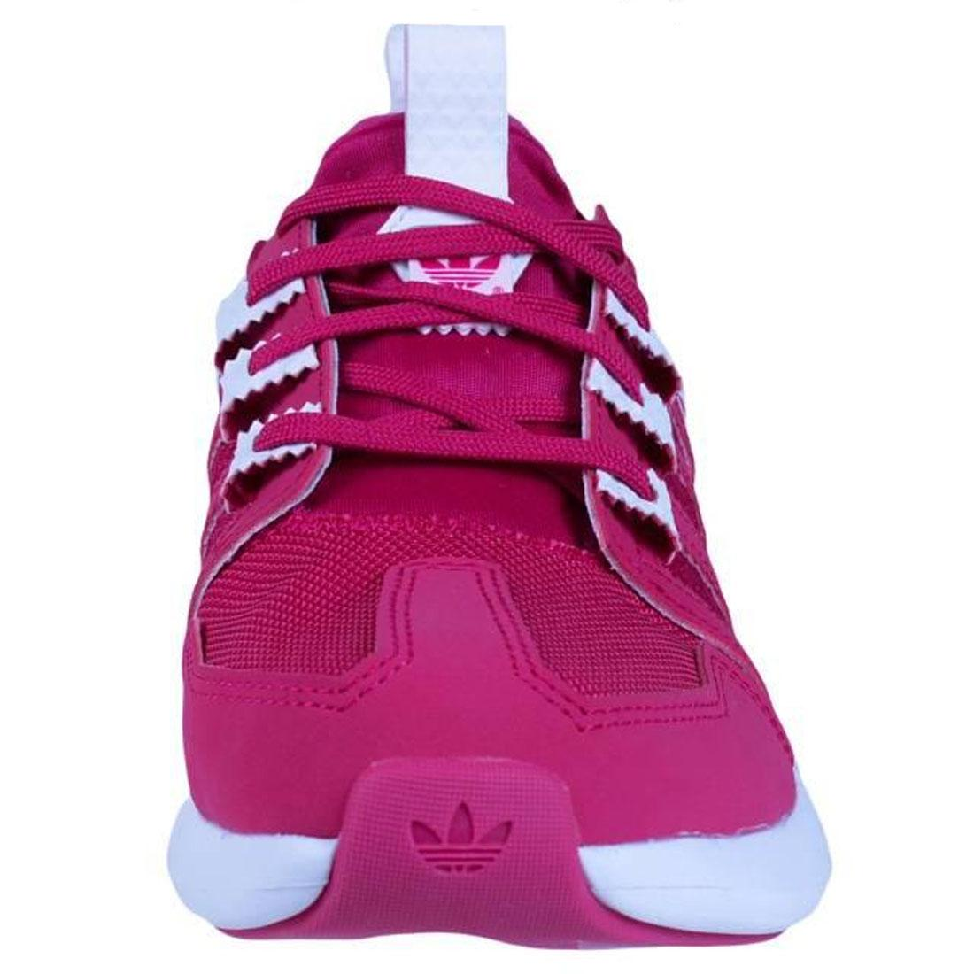 ea173095dc361 adidas Pink Girls Running Trainers SL Loop B grade Childrens Sports Shoes UK  6.5 Shoes Children's
