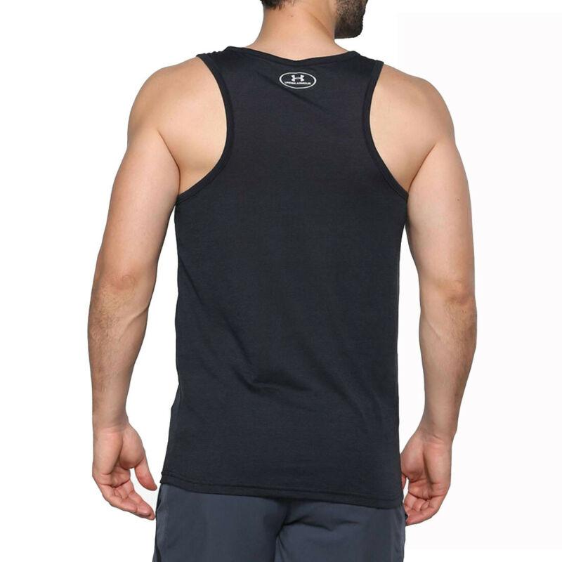 Under Armour UA Threadborne Swyft Mens Tourmaline Gym Sports Running Vest
