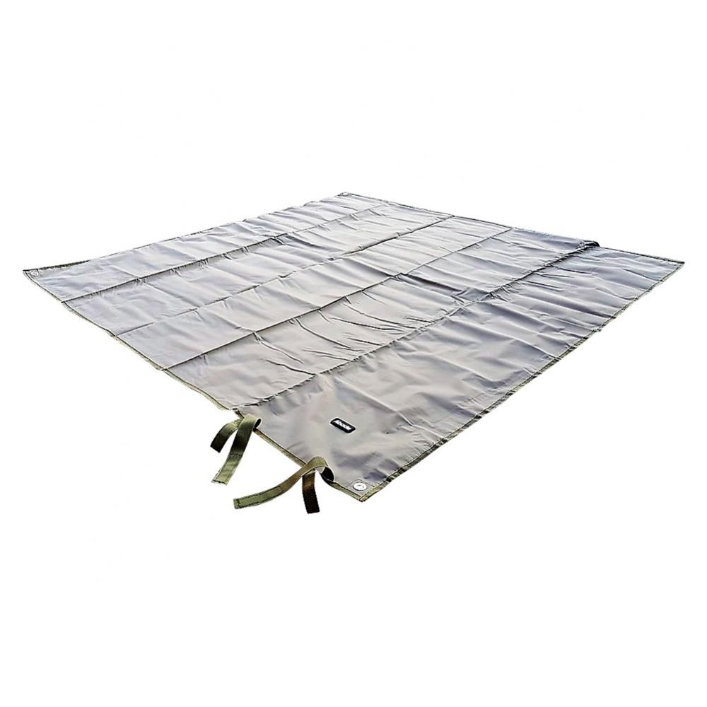 Wondrous Details About Abode Carp Fishing Camping Bedchair Bed Chair Bivvy Footpath Groundsheet Gmtry Best Dining Table And Chair Ideas Images Gmtryco
