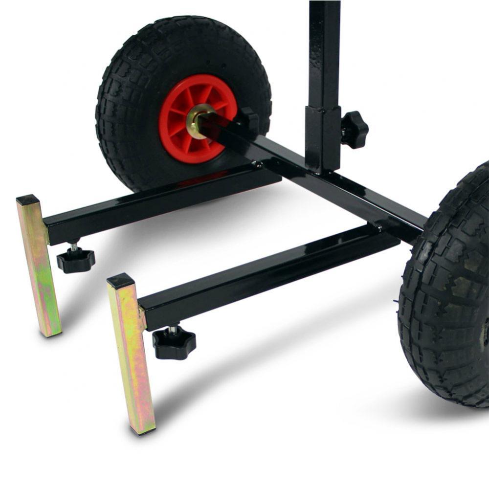 Koala products seat box xl box frame fishing trolley plus for Let s go fishing xl