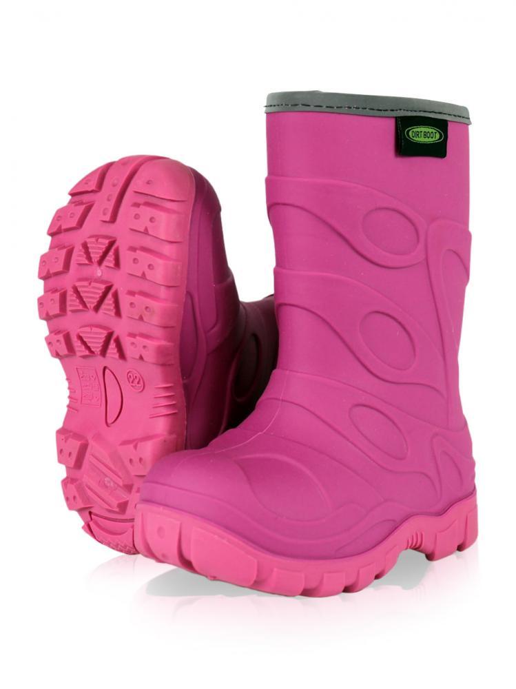 Dirt Boot Boys Girls Thermal Winter