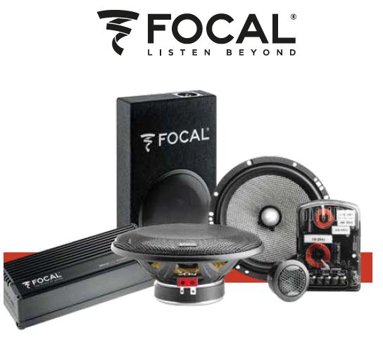 focal bass 12 cm speaker