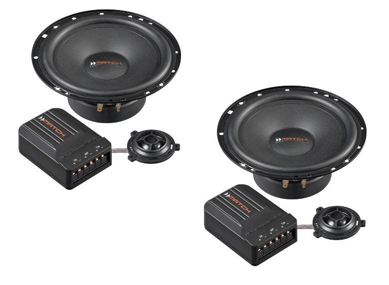 VW Transporter T5 T6 Jl Audio C1 Paquete de actualización de Altavoz Coaxial Inc Dynamat