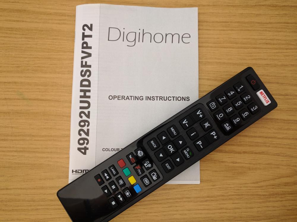 digihome 49 smart 4k uhd led tv with freeview play 49292uhdsfvpt2 rh ebay co uk digihome 32 tv manual digihome tv instruction manual