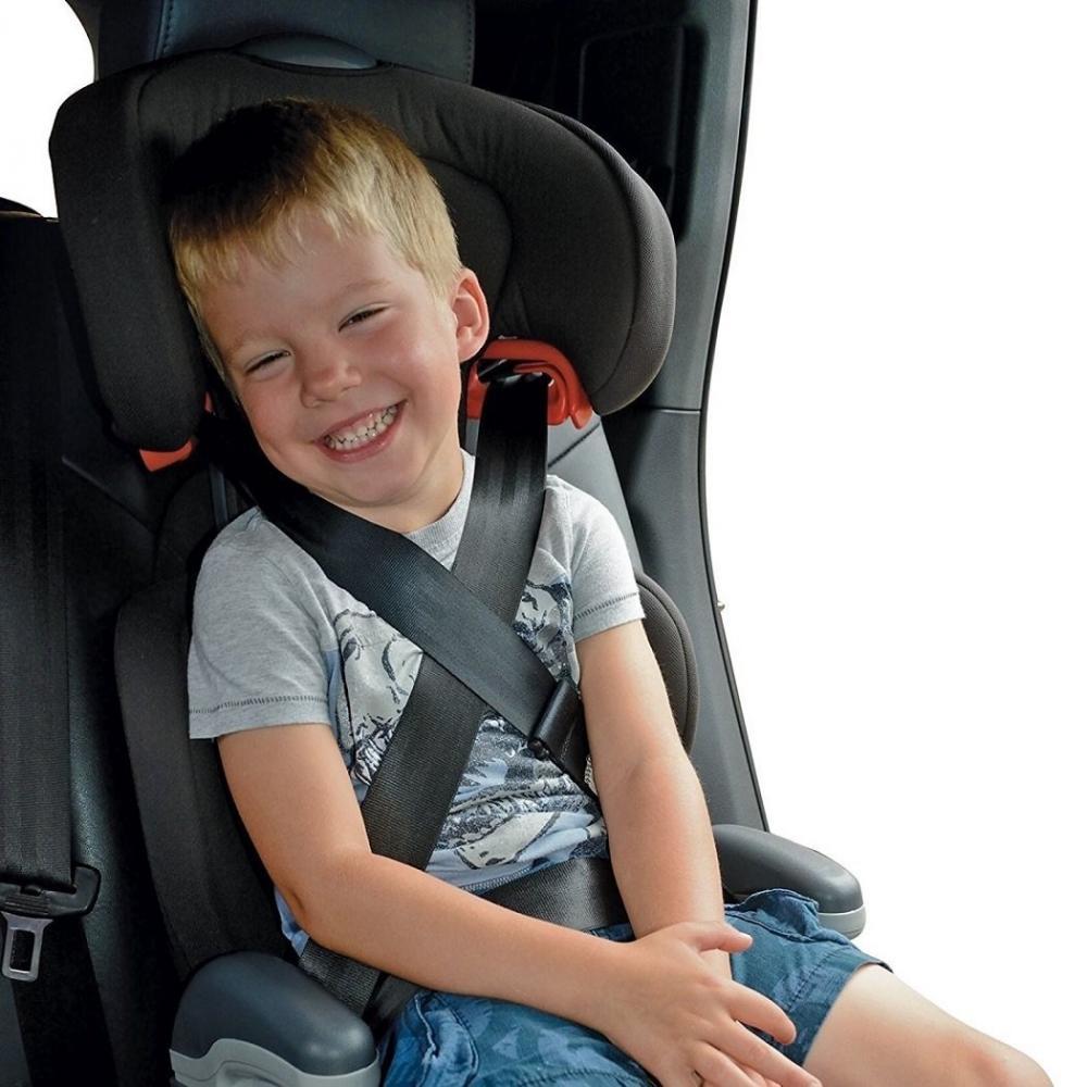 Belt Upp Car Seat Safety Harness For High Back Child