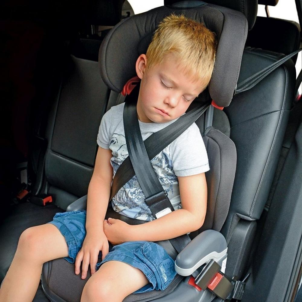 Belt Upp Car Seat Safety Harness For High Back Child