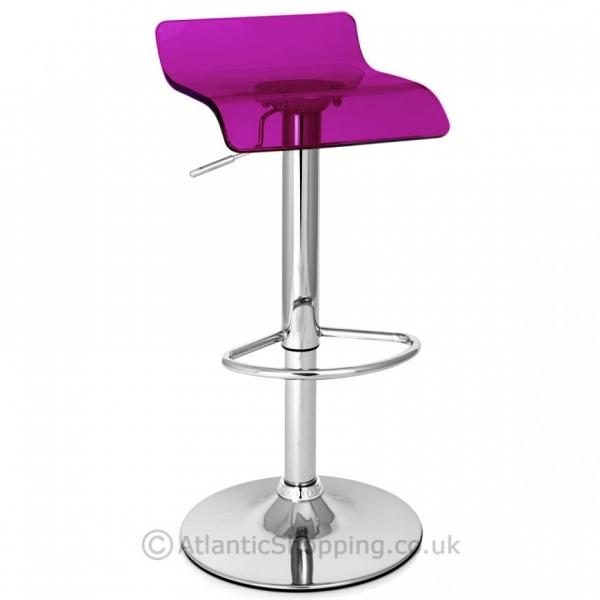 Auction Single Shimmer Purple ABS Chrome Bar Stool MAT2  : Shimmerpurplenew from www.ebay.co.uk size 600 x 600 jpeg 17kB