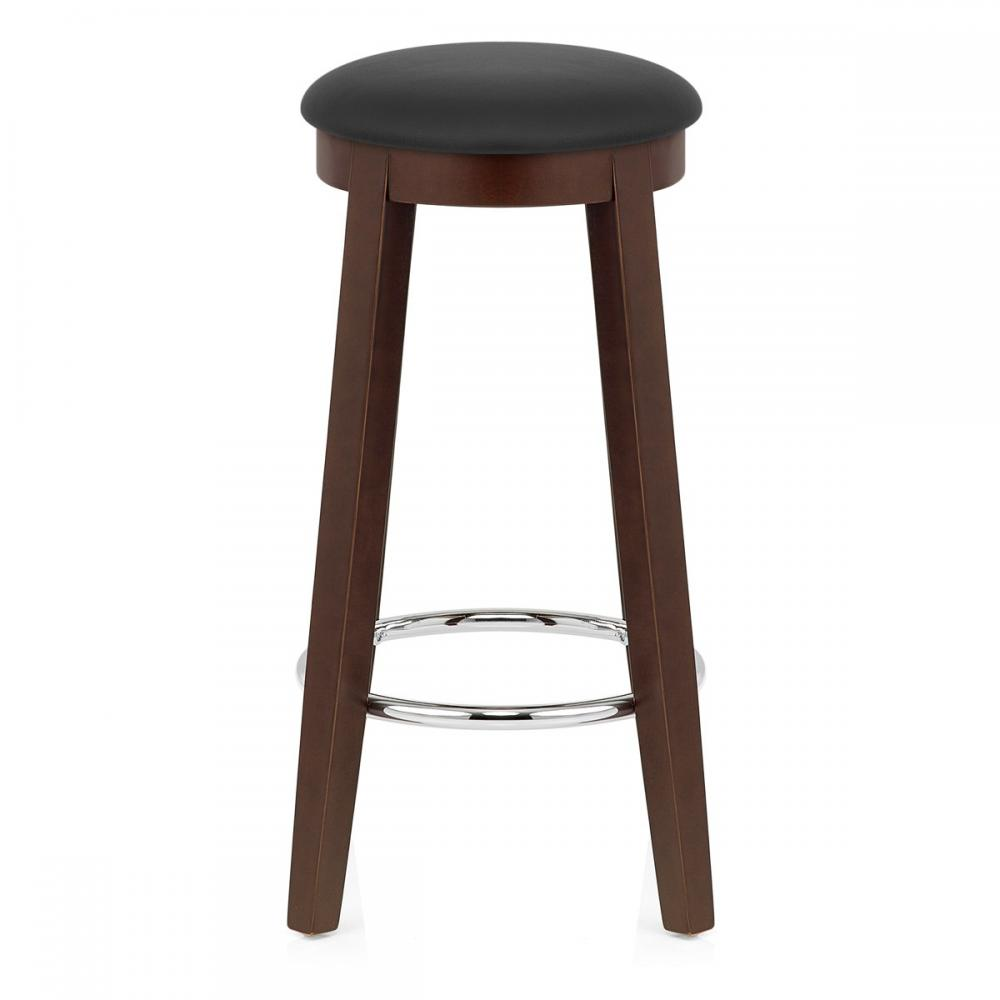 walnut black singles Walnut finish, black leather counter stool, single counter & bar stools : stylish bar stools provide a sense of authenticity and comfort to your home bar or kitchen counter experience.