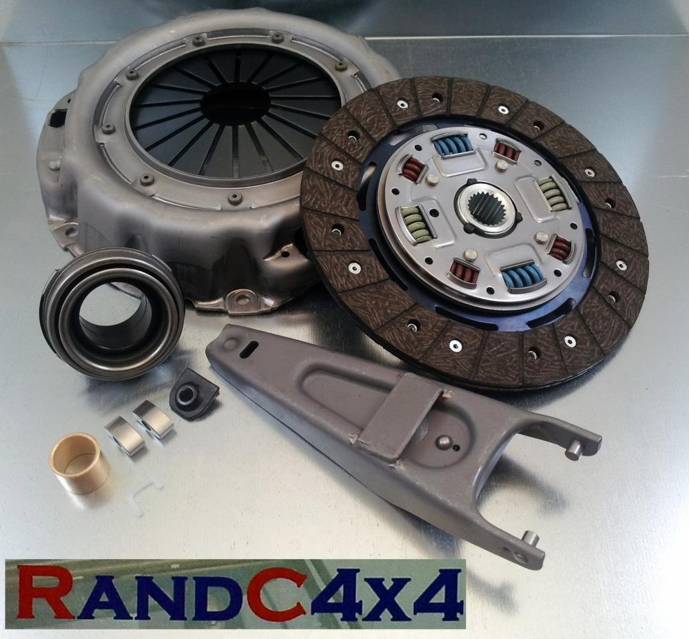Stc8348 Land Rover Defender 300 Tdi Three Part Clutch Kit