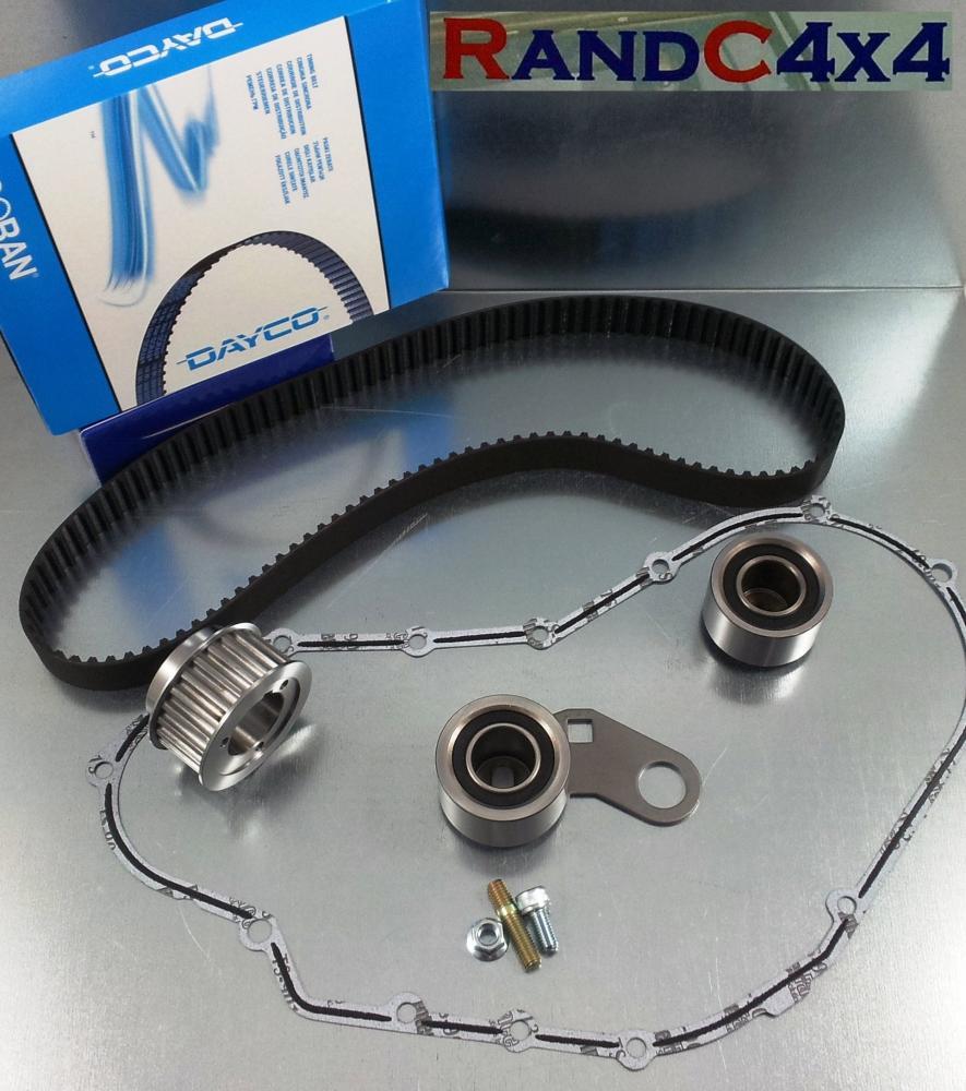 land rover timing belt stc4096l land rover defender 300tdi cam timing belt kit ...