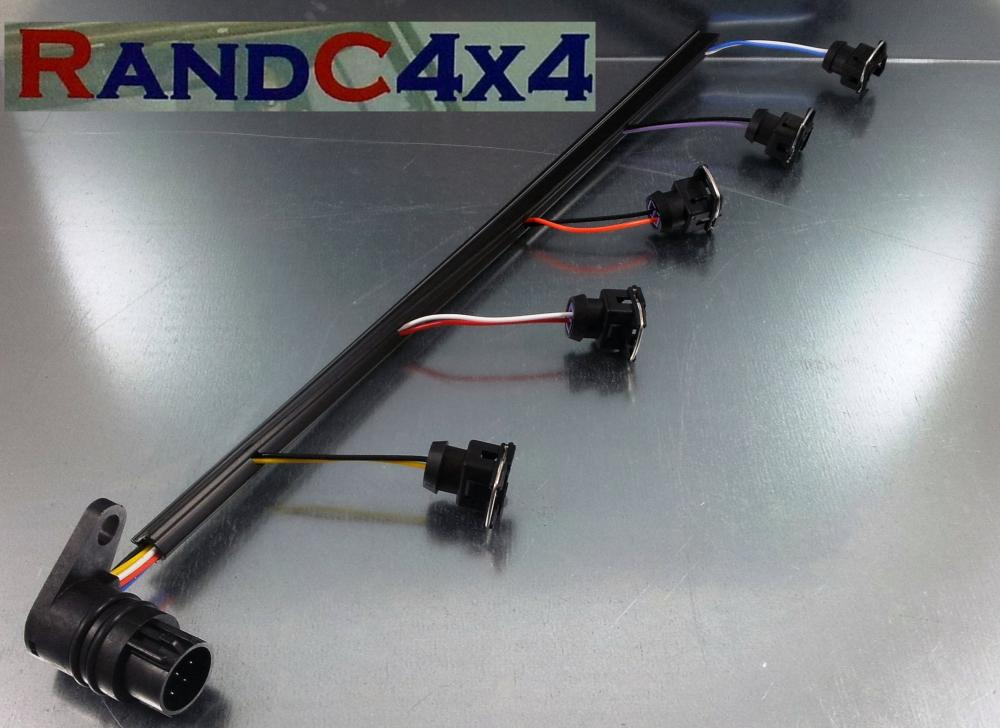 Amr6103 Land Rover Defender 90 110 130 Td5 Injector Wiring Harness Loom