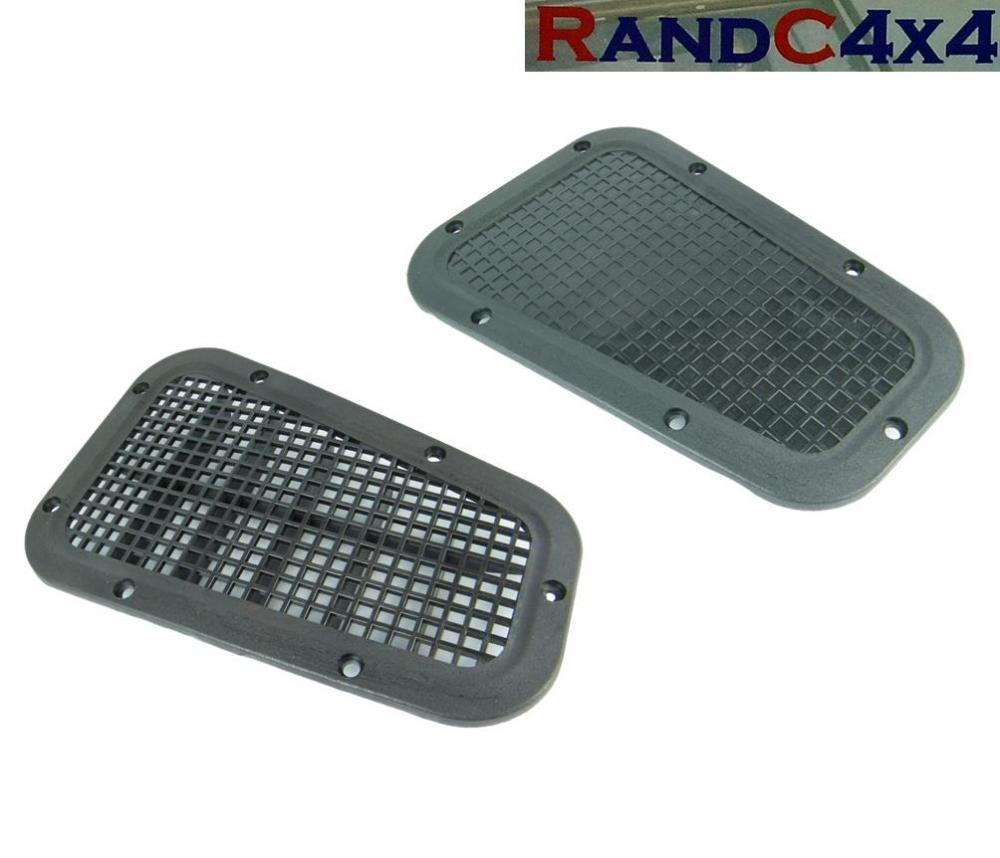 Land Rover Defender 130 Grille Air Duct LH RHD Part# AWR2215