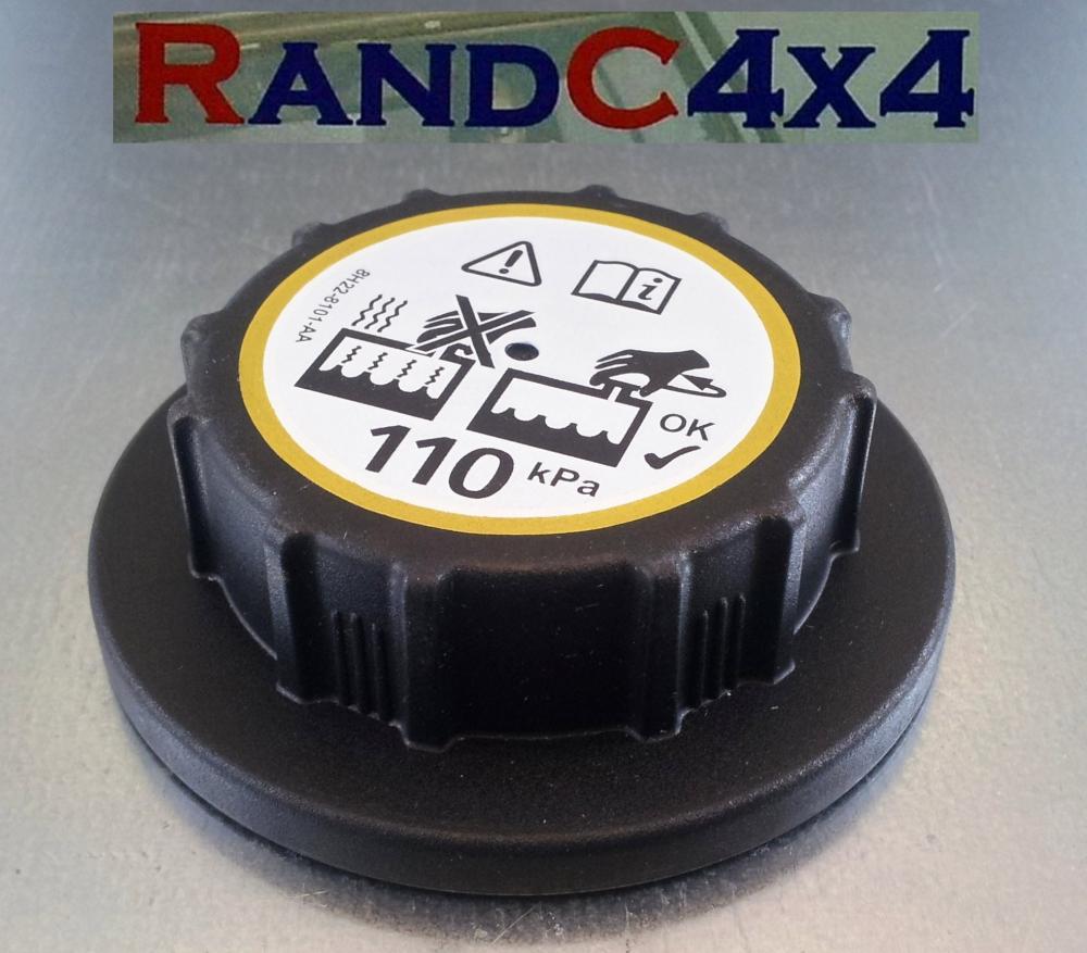 Tapa de Expansión de Presión Landrover Defender y Freelander 1 PCD100160