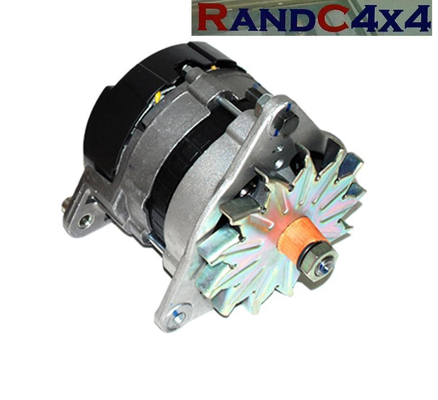 RTC5084 Land Rover Serie 2A,3 2.25 Benzin /& Diesel Lichtmaschine 12v 40amp 2 1//4