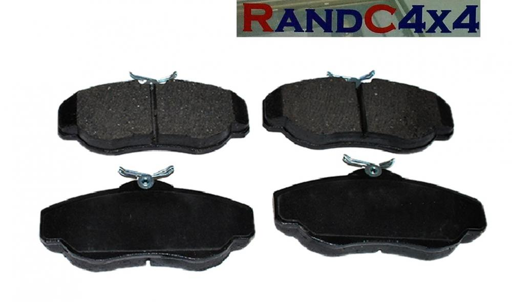 Front Brake Pads suitable for Land Rover Discovery 2 Range Rover P38 Genuine