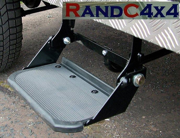 Stc7631 Land Rover Defender 90 110 Folding Side Step Ebay