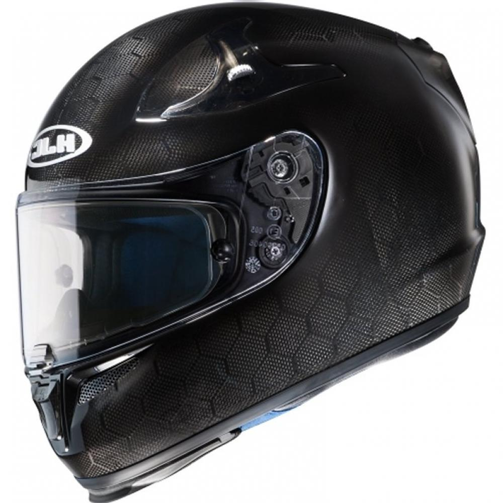 hjc rpha 10 plus hexagonal carbon motorcycle helmet. Black Bedroom Furniture Sets. Home Design Ideas