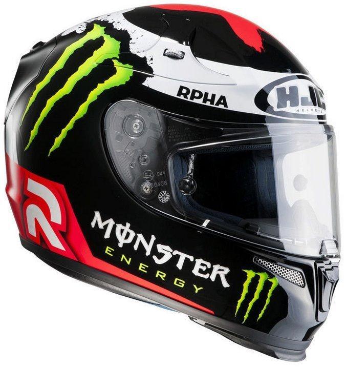 hjc rpha 10 plus lorenzo replica ii motorcycle helmet motorbike race racing j s ebay. Black Bedroom Furniture Sets. Home Design Ideas
