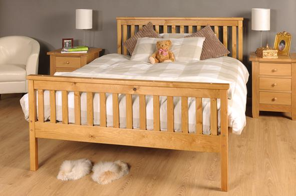 Atlantis Bed Chocolate White Pine 488ft King 48ft48 Double 48ft Simple Atlantis Bedroom Furniture