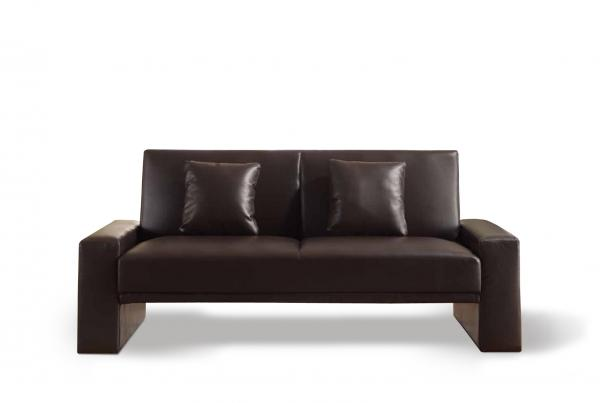 Faux Leather Modern Luxury Sofa Bed   Supra   2/3 Seater Sofabed   5 Colours