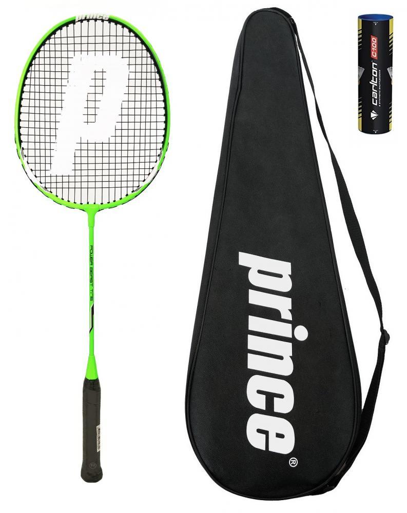 Carlton Pro Tour Ti 75 Badminton Racket Cover RRP £50