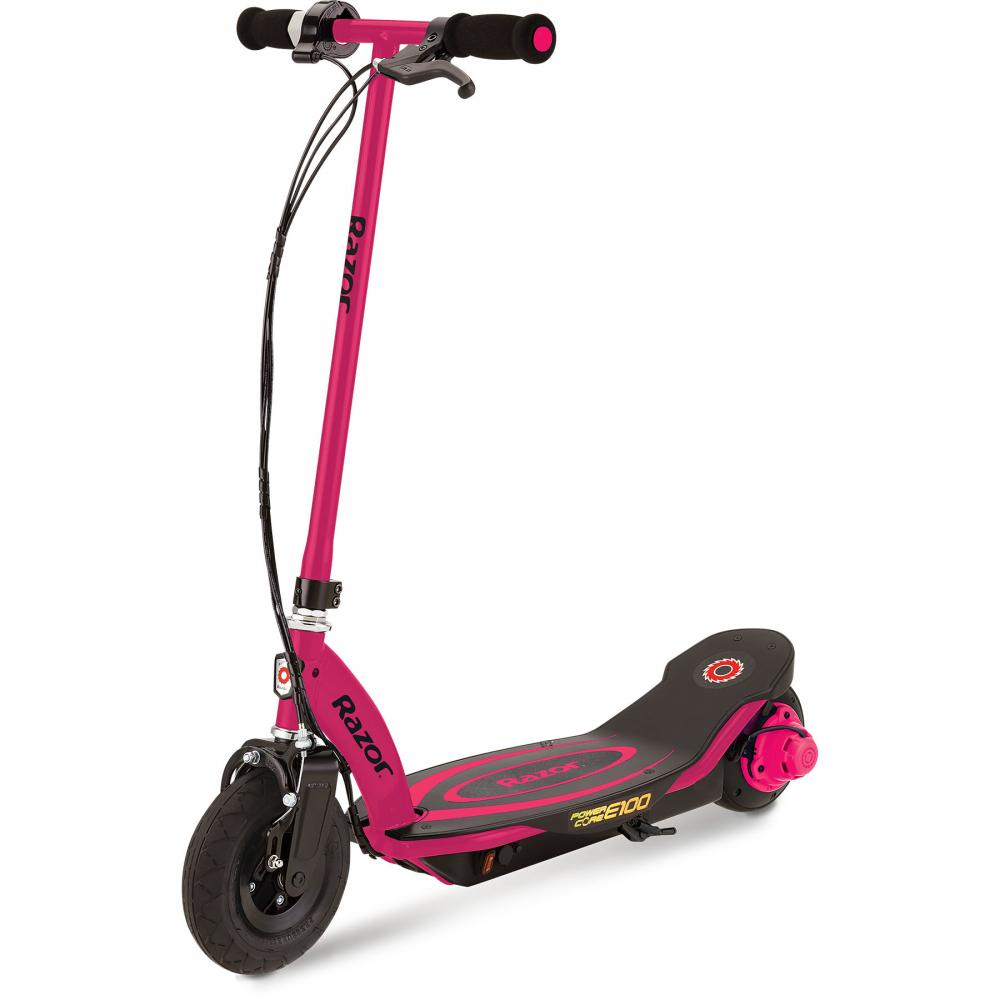 Razor Power Core E100 Kids Electric Scooter Calliper Brake