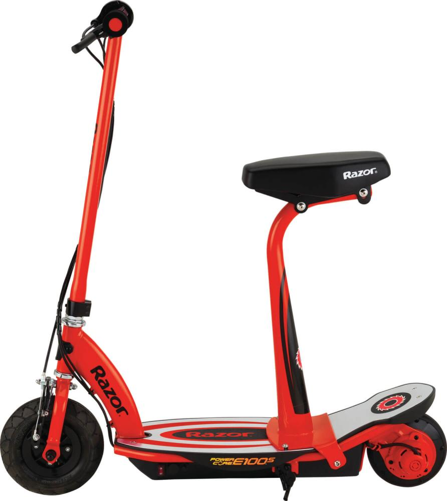 New Razor Kid S E100s Power Core Electric Scooter High