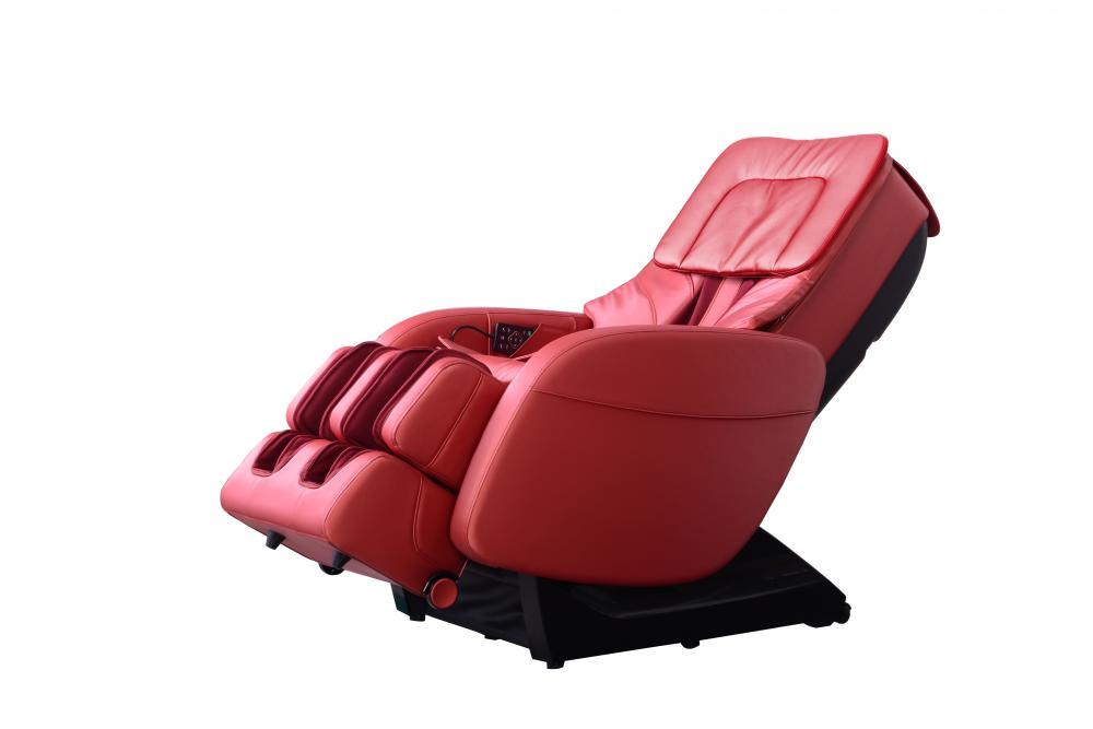 Bestmassage zero gravity shiatsu massage chair recliner 3d for Full body shiatsu massage mat