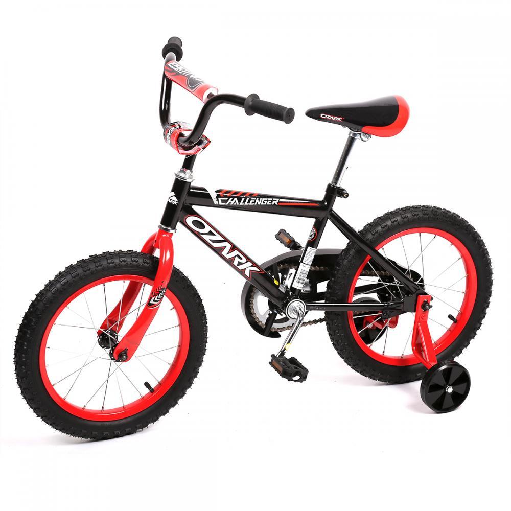"NEW 16"" Steel Frame Children BMX Boy Kids Bike Bicycle"