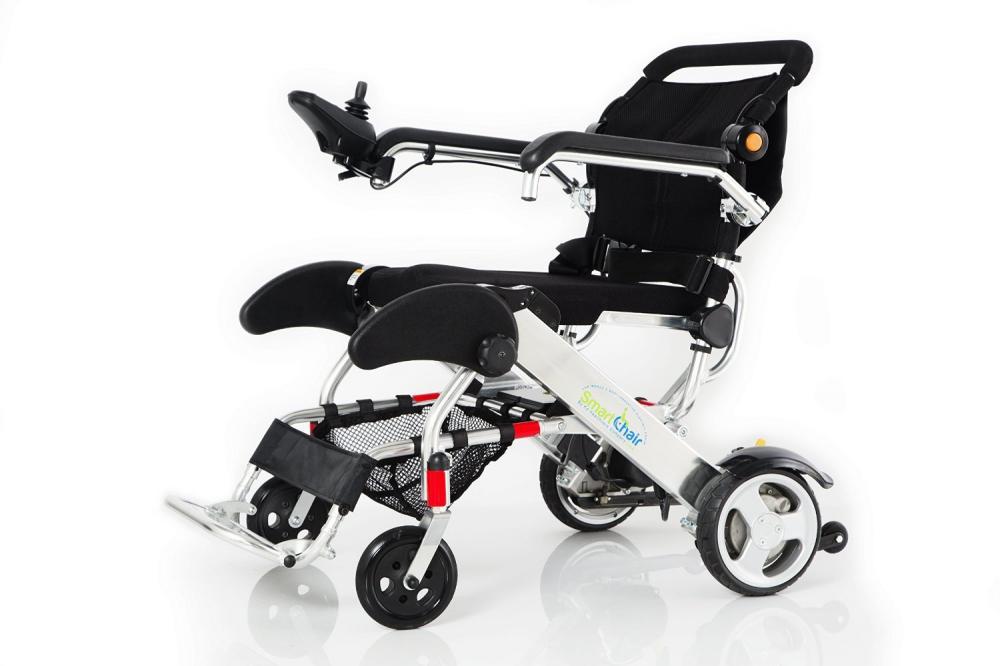 Smart Chair New Folding Electric Wheelchair Power Chair