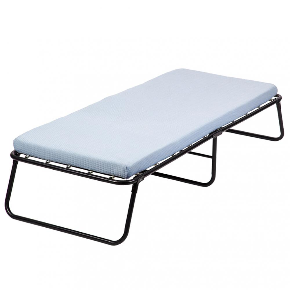 Sleep Master Folding Guest Bed Frame With Comfort Foam