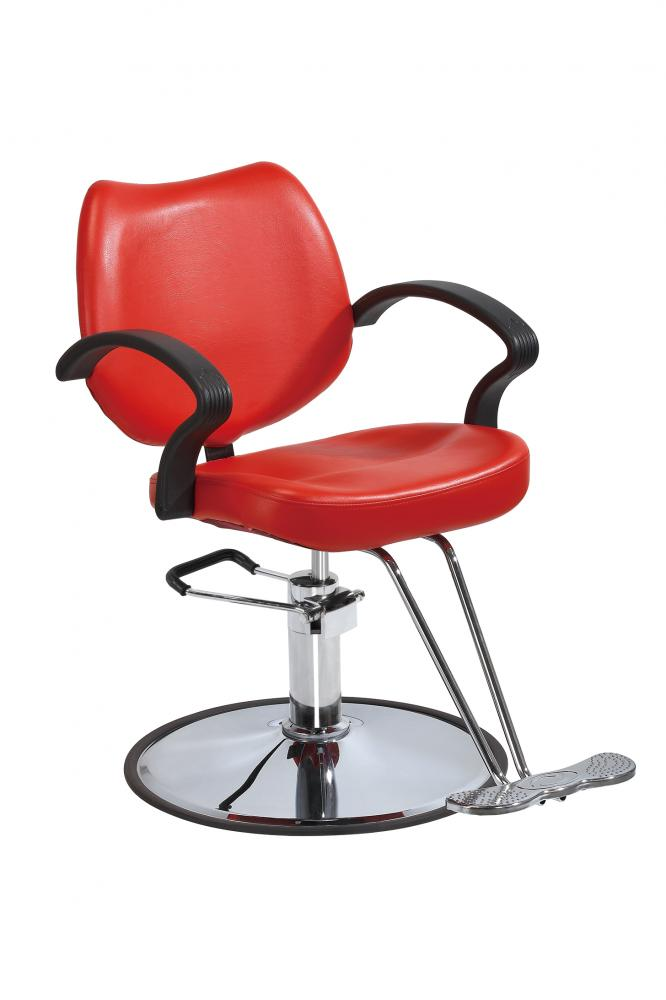 red classic hydraulic barber chair styling salon beauty 3w ebay
