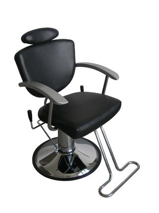 New Black Fashion All Purpose Hydraulic Recline Barber