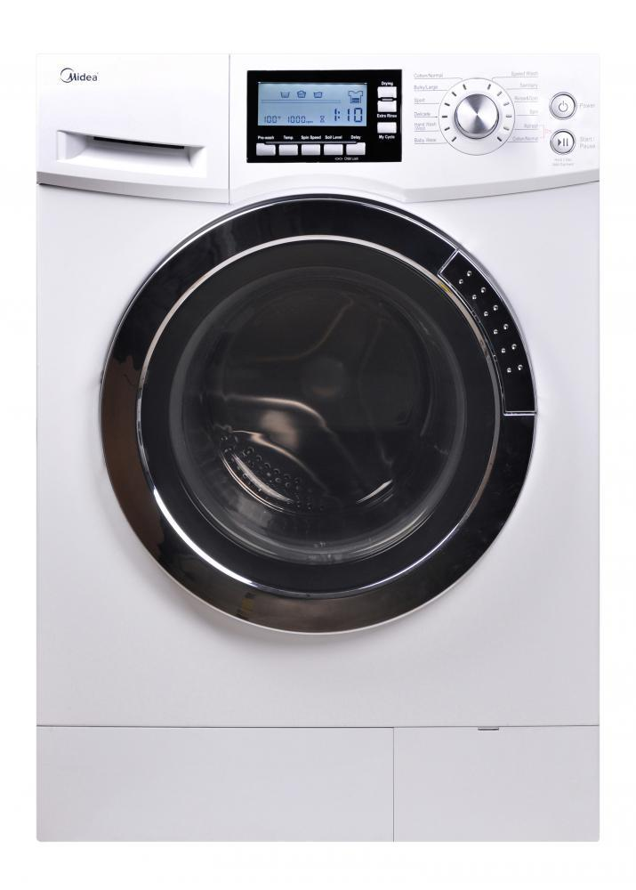 New Midea 2 0 Cu Ft Combination Washer Dryer Combo