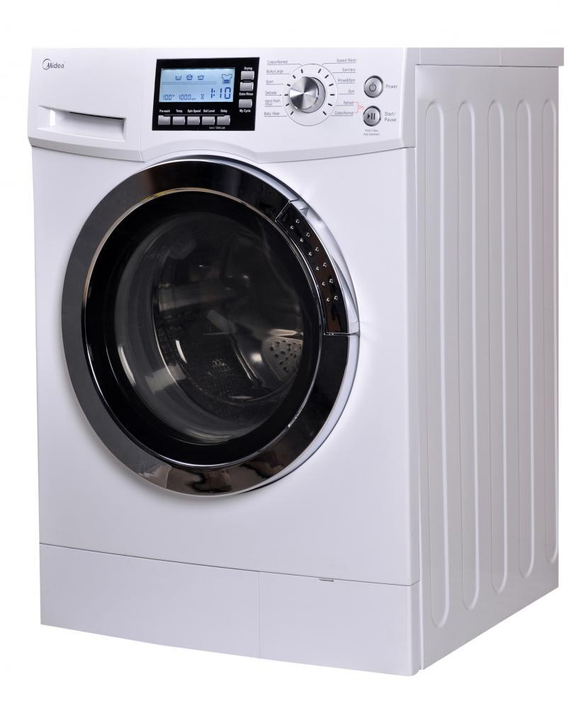 Lg 2 3 cu ft all in one washer and dryer - New Midea 2 0 Cu Ft Combination Washer Dryer Combo Ventless