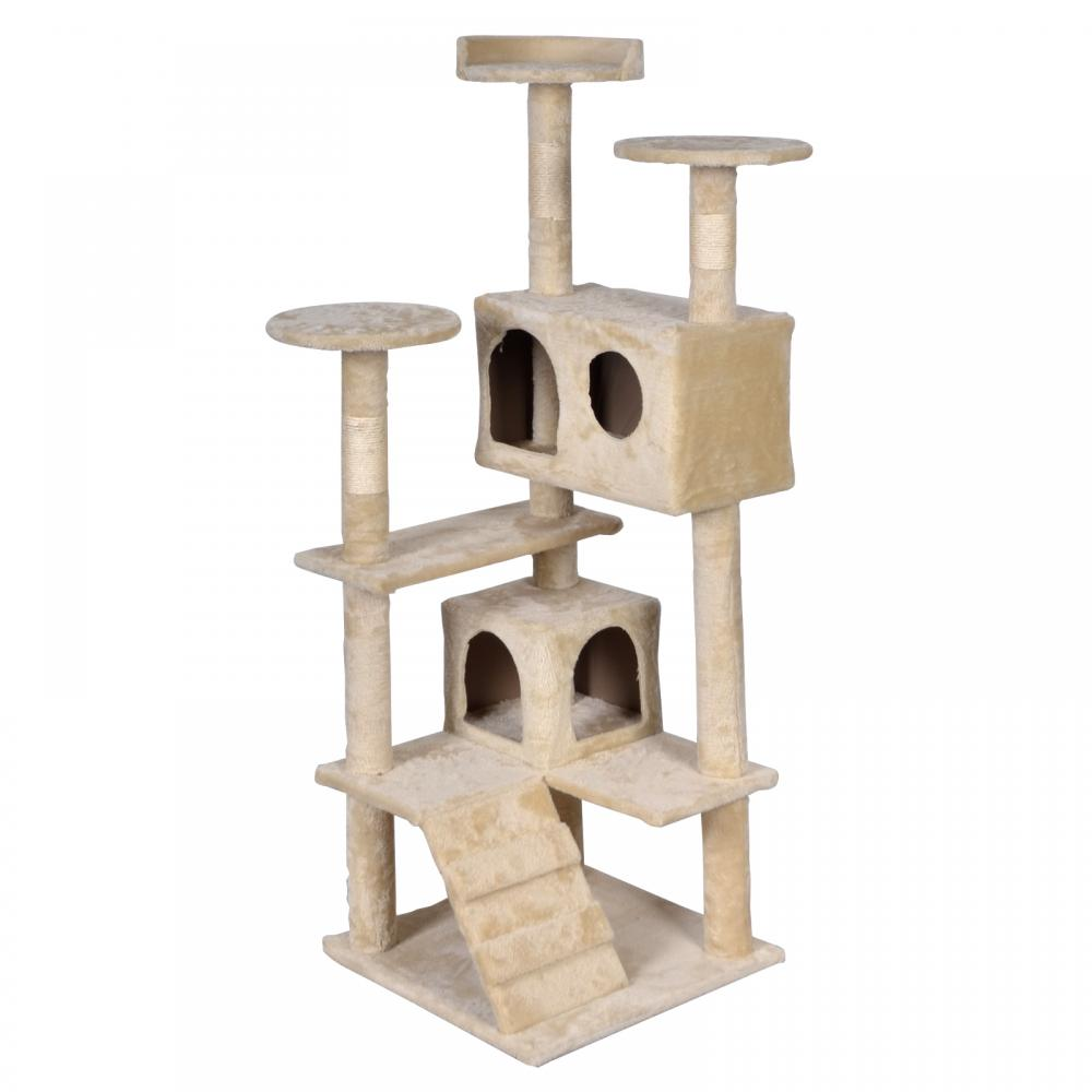 42360daa3606 BestPet Cat Tree Tower Condo Furniture Scratch Post Kitty Pet House New T52
