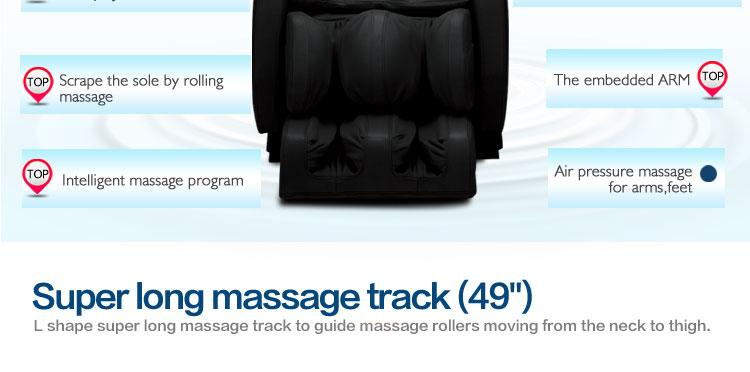 BestMassage Electric Zero Gravity Massage Chair Recliner  : EC161 12 from www.ebay.com size 750 x 372 jpeg 31kB